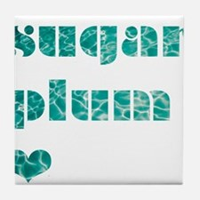 sugarplum Tile Coaster