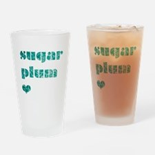 sugarplum Drinking Glass