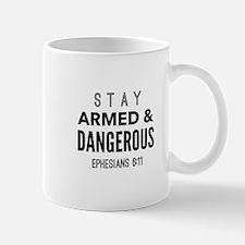 Armed & Dangerous Mugs