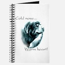 Tibetan Mastiff Warm Heart Journal