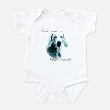 Weim Warm Heart Infant Bodysuit