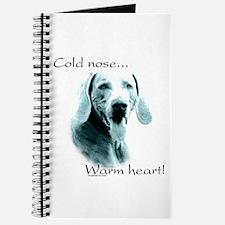 Weim Warm Heart Journal