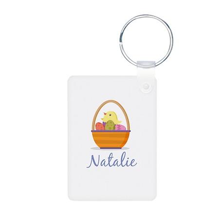 Easter Basket Natalie Keychains