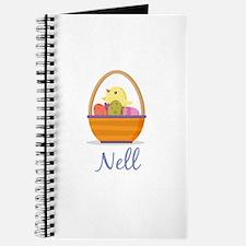 Easter Basket Nell Journal