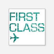 firstclass Sticker