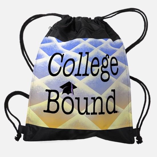 collegebound Drawstring Bag