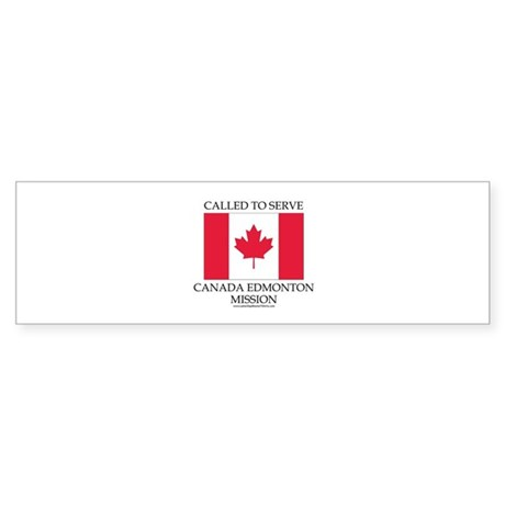 Canada Edmonton Mission - Canada Flag - Called to