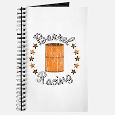 Retro Barrel Racing Journal