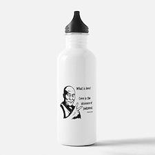 Definition of love Water Bottle