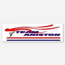 Team Aniston Bumper Bumper Bumper Sticker