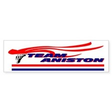 Team Aniston Bumper Bumper Sticker