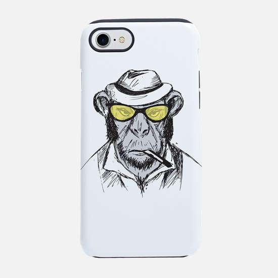 Monkey iPhone 7 Tough Case