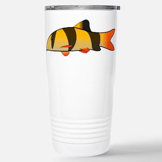Clown Loach Travel Mug