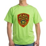 Suffolk Police Green T-Shirt