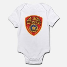 Suffolk Police Infant Bodysuit