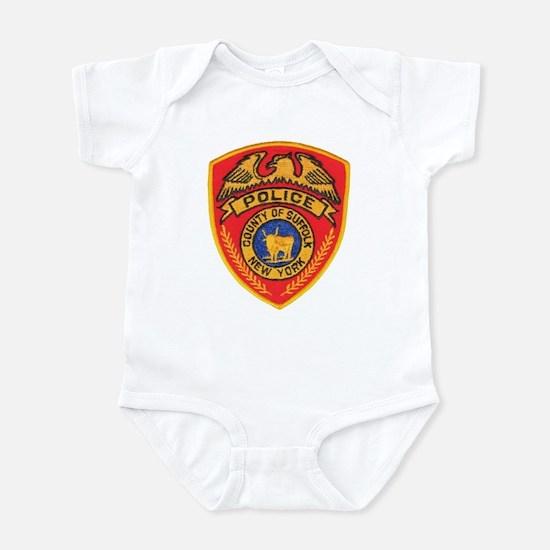 Suffolk Police Infant Bodysuit