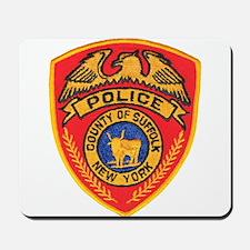Suffolk Police Mousepad