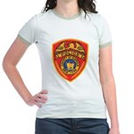 Suffolk Police Jr. Ringer T-Shirt