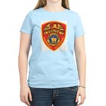 Suffolk Police Women's Pink T-Shirt