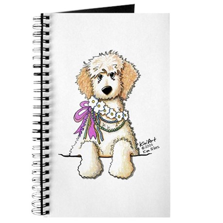 Victorian Cream Doodle Journal