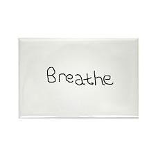 Breathe Rectangle Magnet (100 pack)