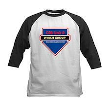 Editable Custom Brigade Shirt Baseball Jersey