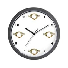 Atlas/Upper Cervical Wall Clock