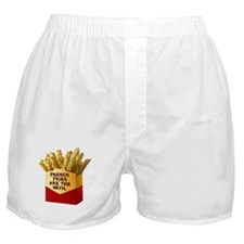 French Fries Boxer Shorts