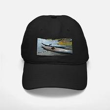 Greenland Kayak Baseball Hat