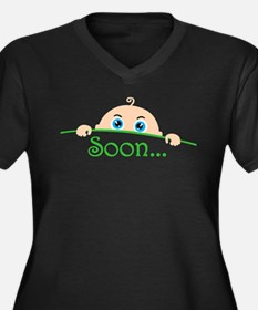 Soon Plus Size T-Shirt