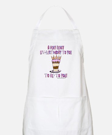 Un-Birthday BBQ Apron