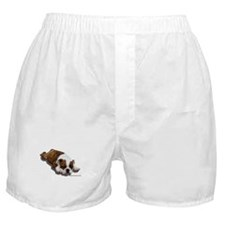 Bulldog Puppy 2 Boxer Shorts