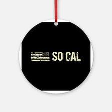 Black Flag: So Cal Round Ornament