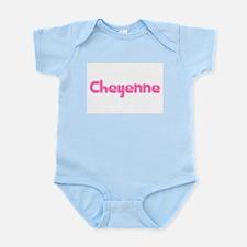"""""""Cheyenne"""" Onesie"""