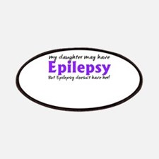 My daughter may have epilepsy Patches