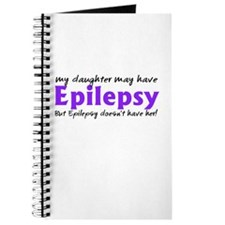 My daughter may have epilepsy Journal