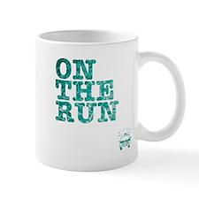 on the run Mug