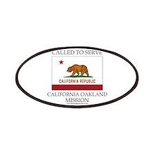California Oakland Mission - California Flag - Cal