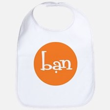 Friend Orange Bib