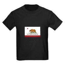 California Fresno Mission - California Flag - Call