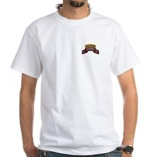 Standard T-Shirt with Scroll & Tab