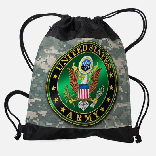 Unique Military Drawstring Bag