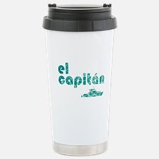 el capitán Travel Mug