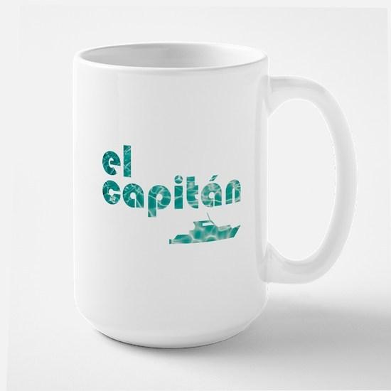 el capitán Mug