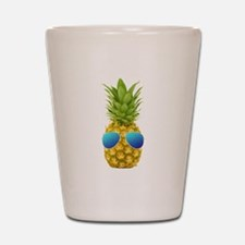 Cool Pineapple Shot Glass