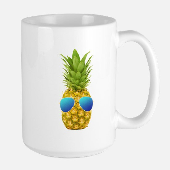 Cool Pineapple Mugs
