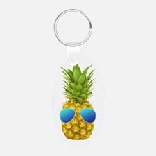 Cool Pineapple Keychains