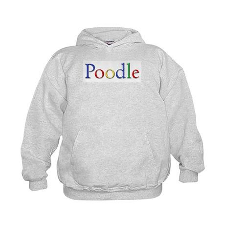 Poodle Kids Hoodie