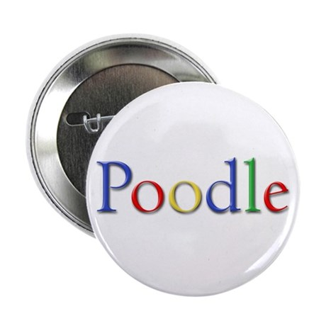 Poodle Button