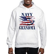 Navy Grandma Hoodie